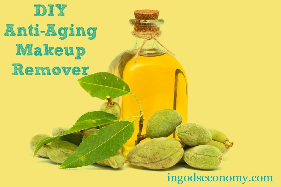 Natural Anti-Aging Makeup Remover