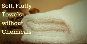Fluffy, Soft Towels and Sheets with Essential Oils