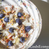 chia seed pudding breakfast bowl