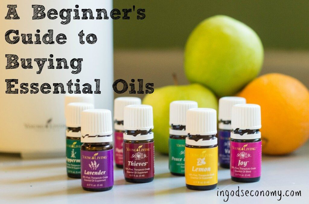 Beginner's Guide to Buying Essential Oils